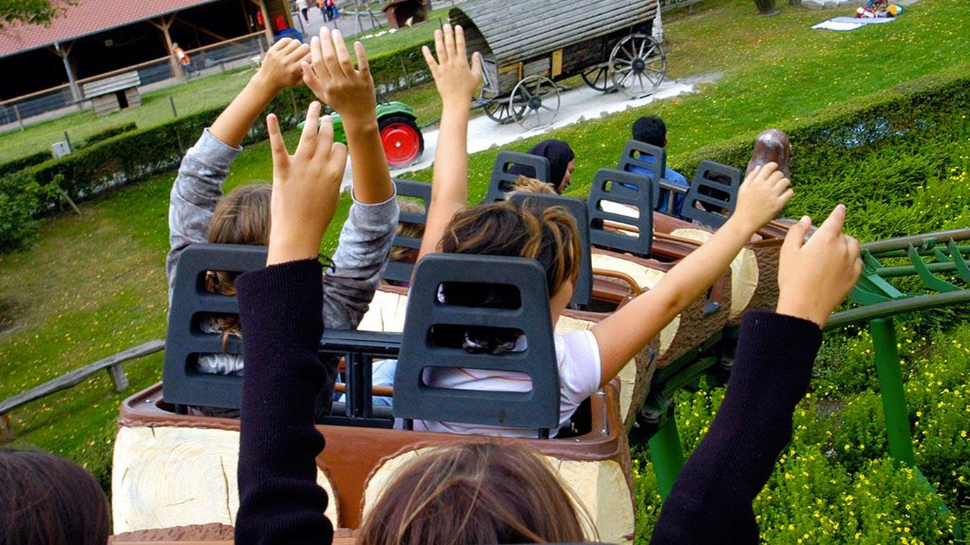 Lochmühle Roller coaster