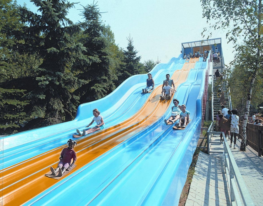 Lochmühle Giant slide