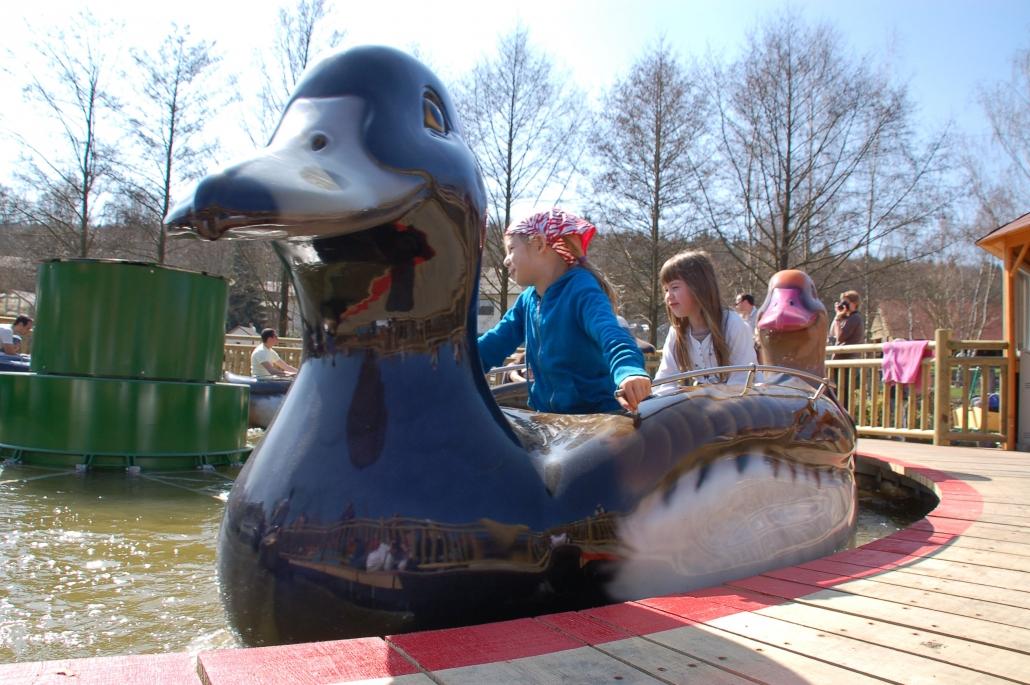 Lochmühle Duck carousel