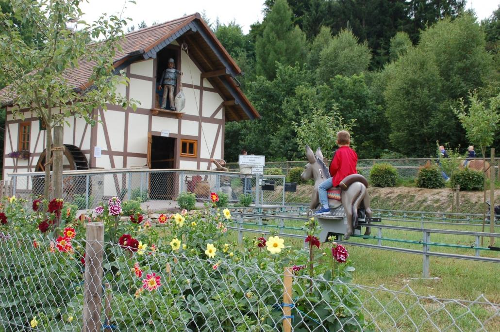 Lochmühle Donkey trail