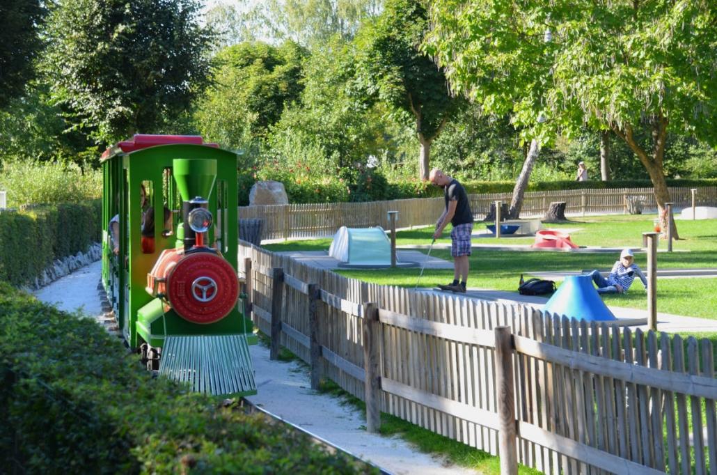 Lochmühle Minigolf und Bahn