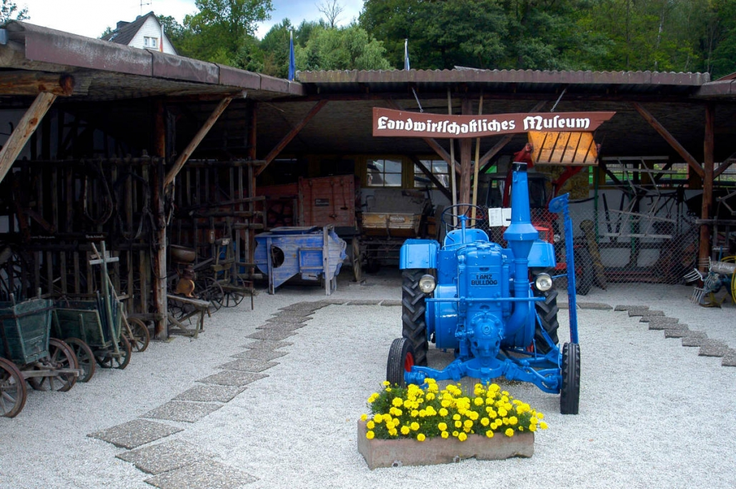 Lochmühle Agricultural museum
