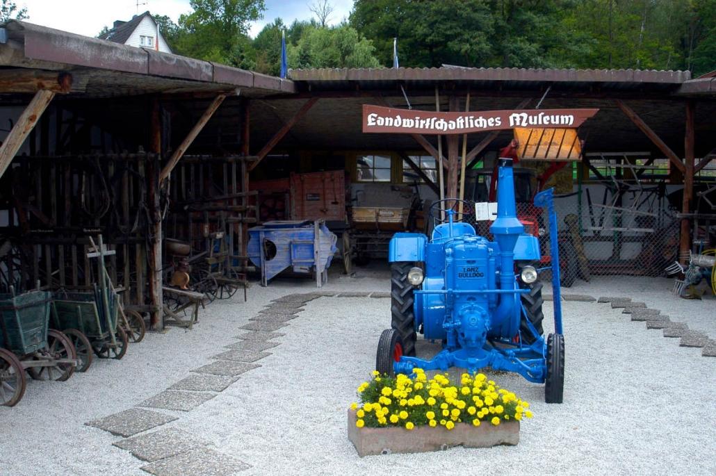 Lochmühle Landwirtschaftliches Museum
