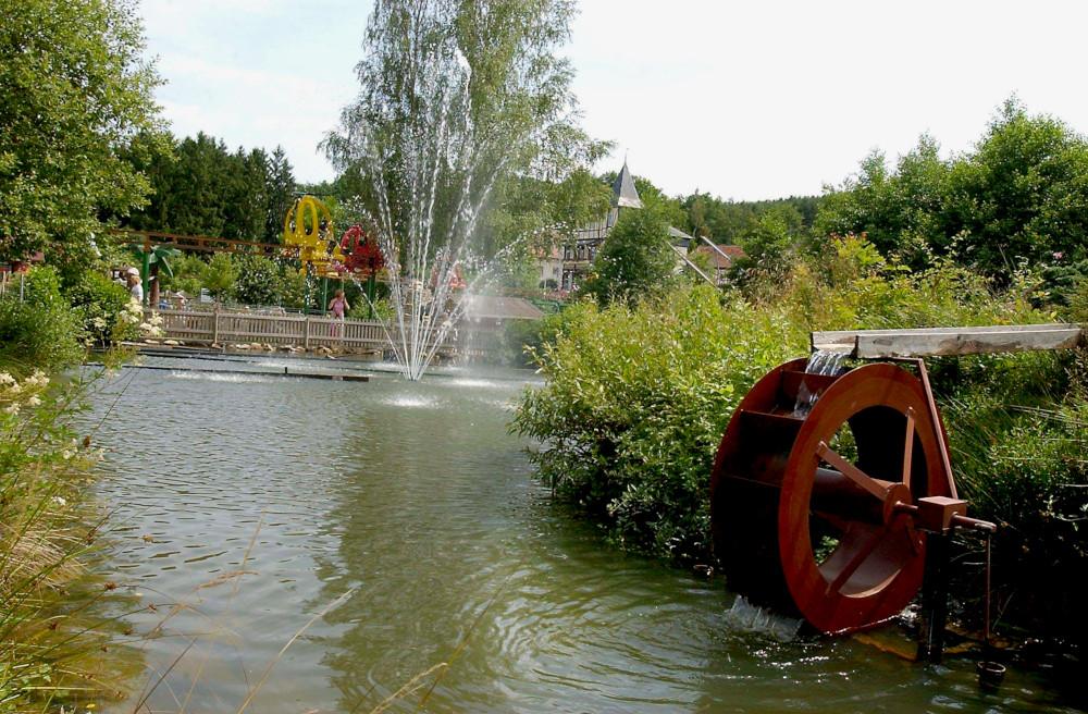 Lochmühle Pond