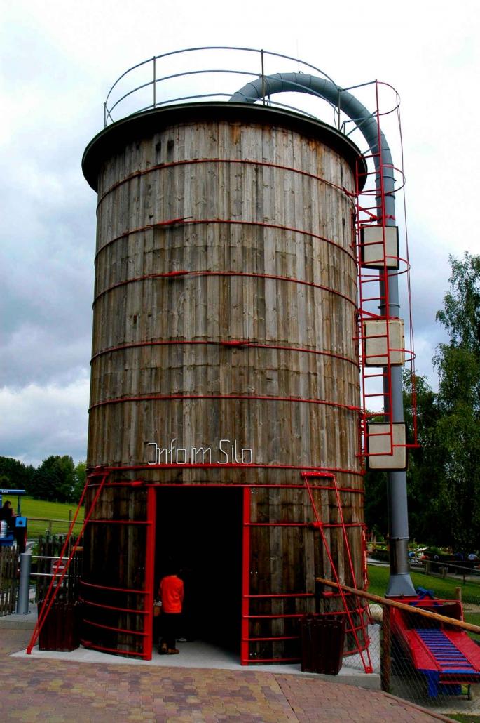 Lochmühle Silo