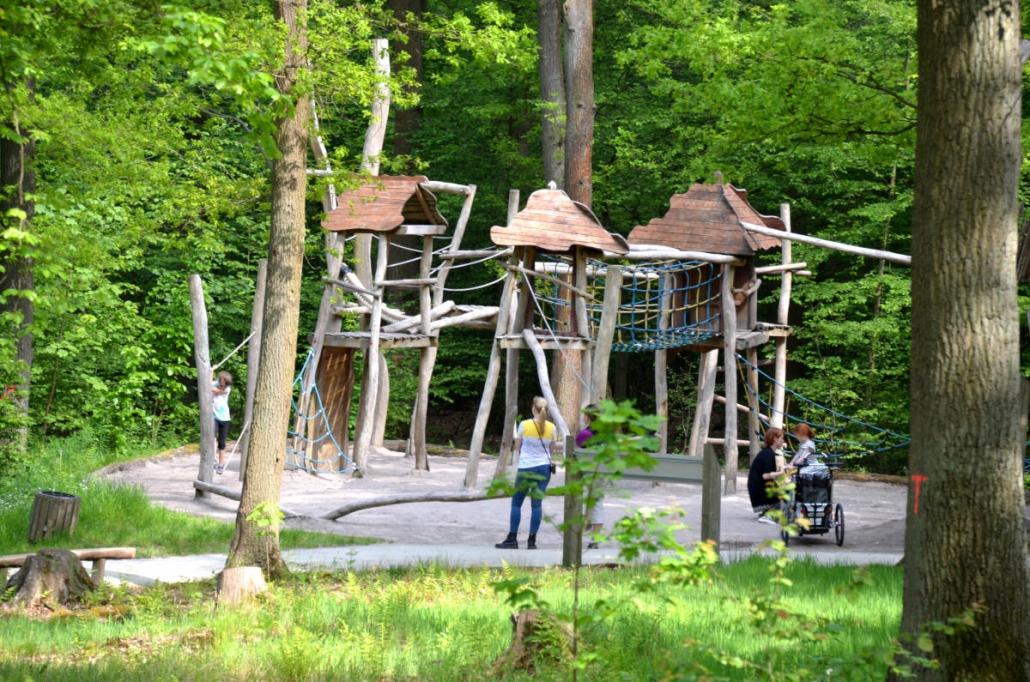 Lochmühle Playground Roman Trail
