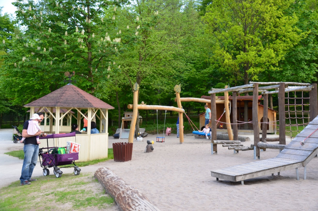 Lochmühle U3 Spielplatz